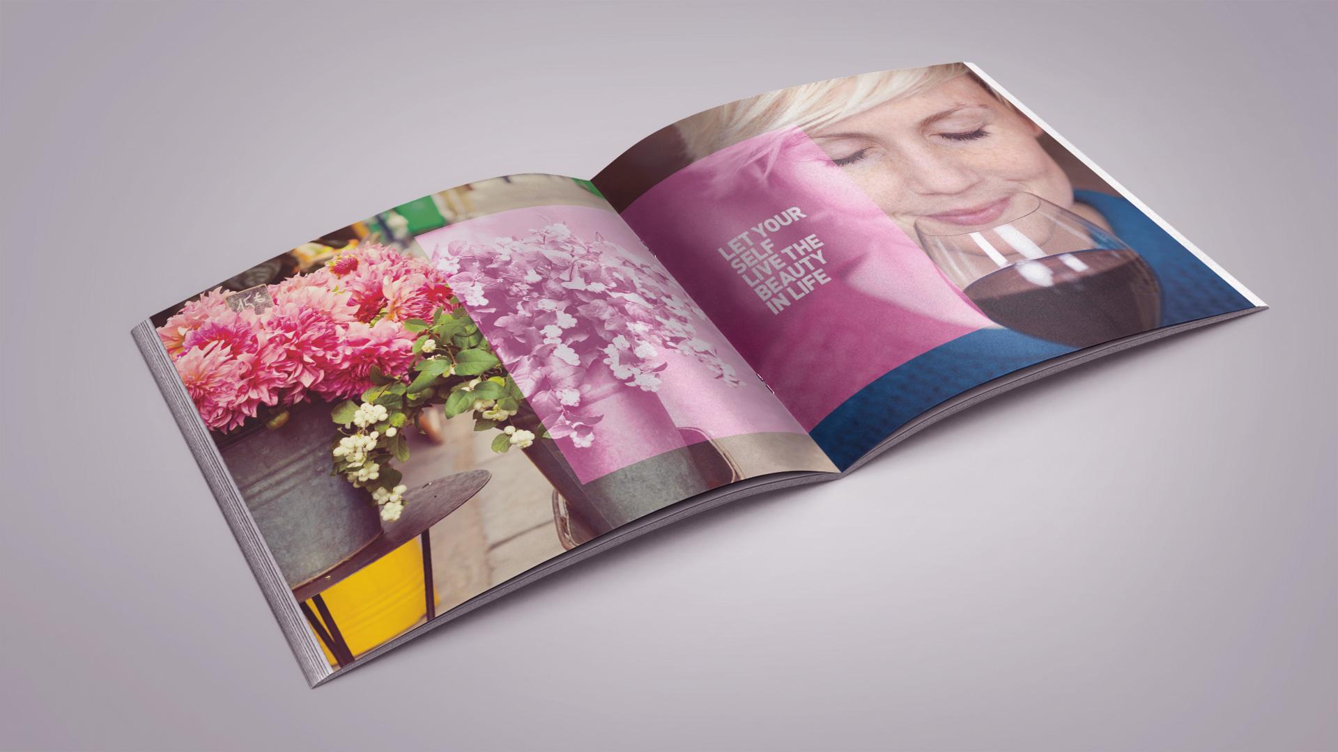 Yesod Hamaala Brochure Design
