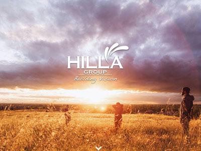 HILLA GROUP COMPANY WEBSITE